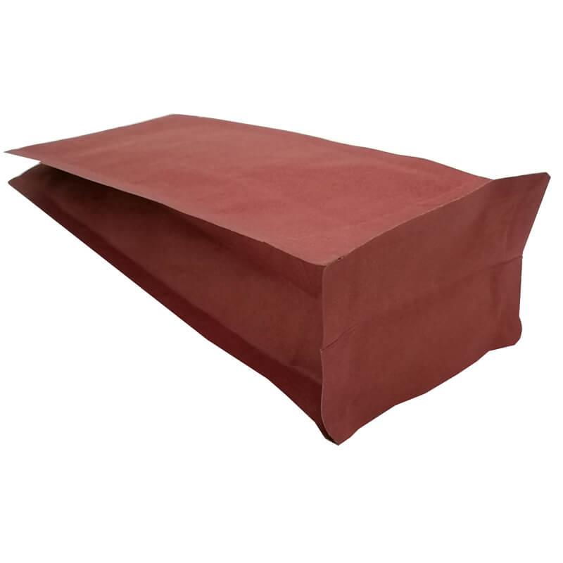 1.Custom gusset bags aluminum foil packaging bags for coffee bean (3)