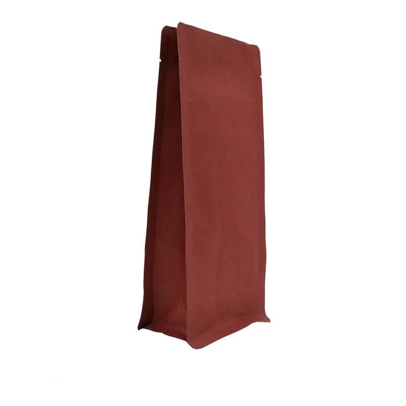 1.Custom gusset bags aluminum foil packaging bags for coffee bean (4)