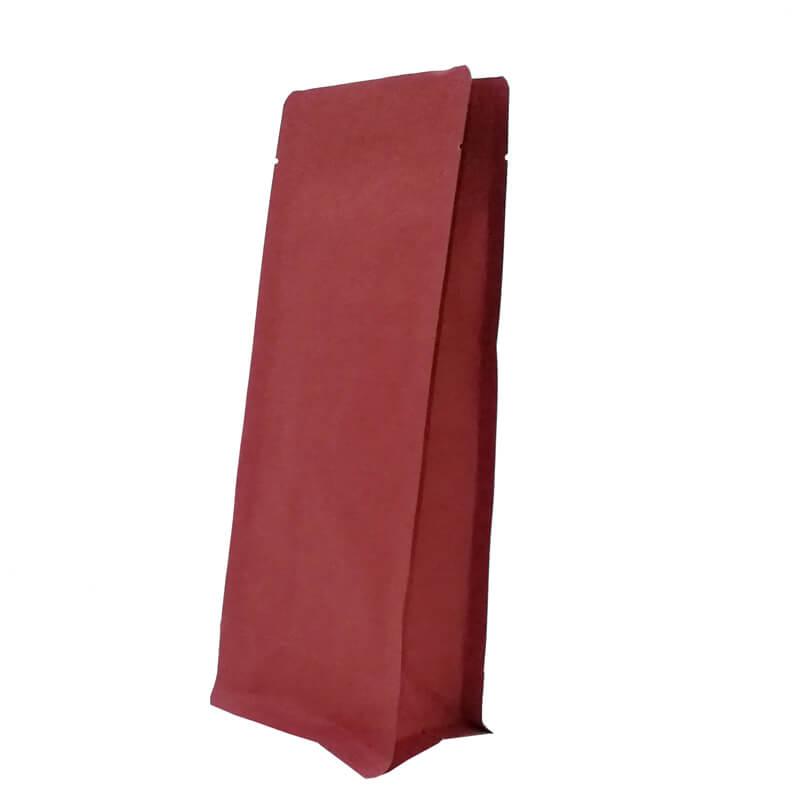 1.Custom gusset bags aluminum foil packaging bags for coffee bean (5)