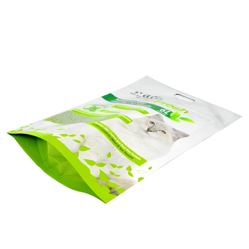 12.Colorful printing fully degradable PLA packaging bags for cat foods (1)