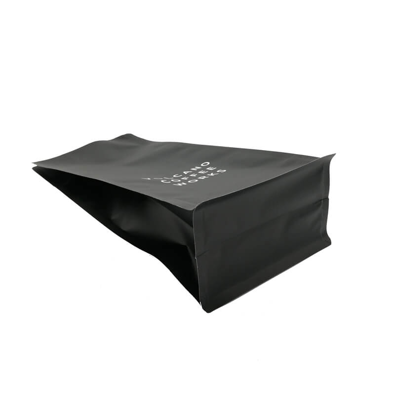 3.Creative design gusset bags with biodegradable air valve (2)