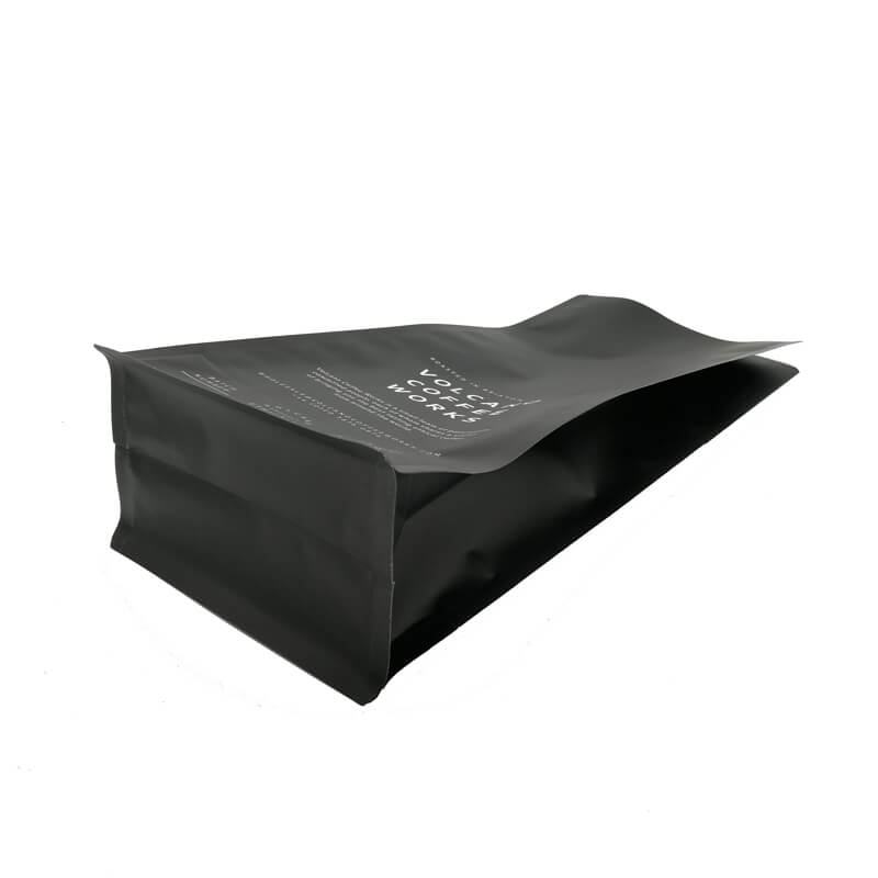 3.Creative design gusset bags with biodegradable air valve (4)