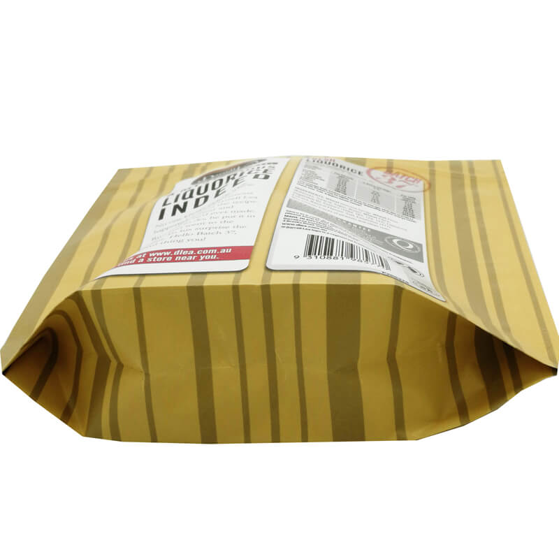 4.Color printed aluminum foil packaging bags with easy zipper for dried food packing (2)