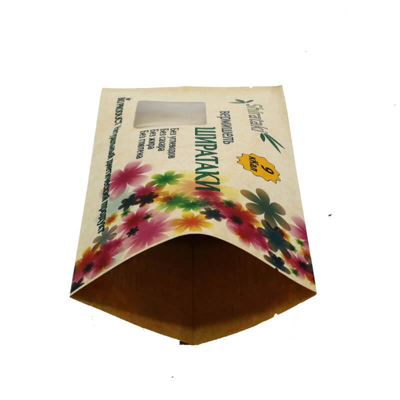 5.Fully biodegradable back sealed bags with transparent window (1)