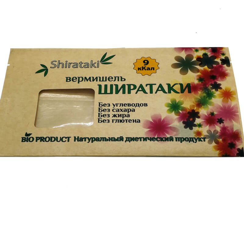 5.Fully biodegradable back sealed bags with transparent window (2)