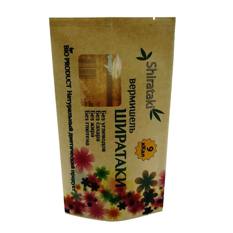 5.Fully biodegradable back sealed bags with transparent window (5)