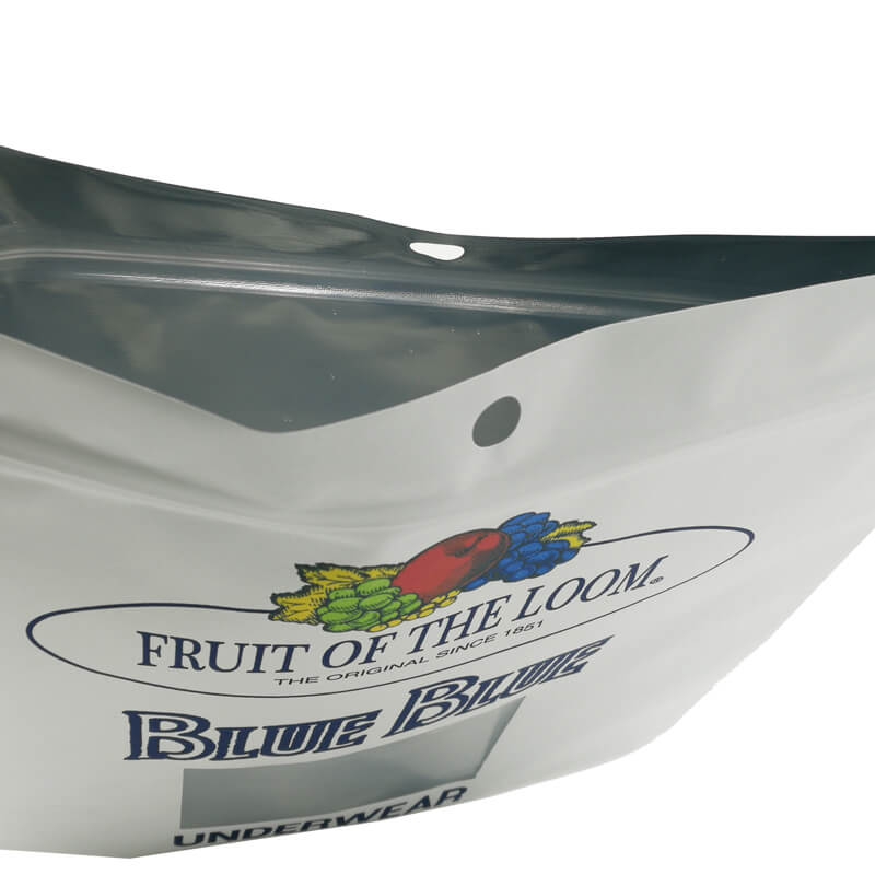 Custom 3 side sealed aluminum foil packaging bags for facia mask (3)
