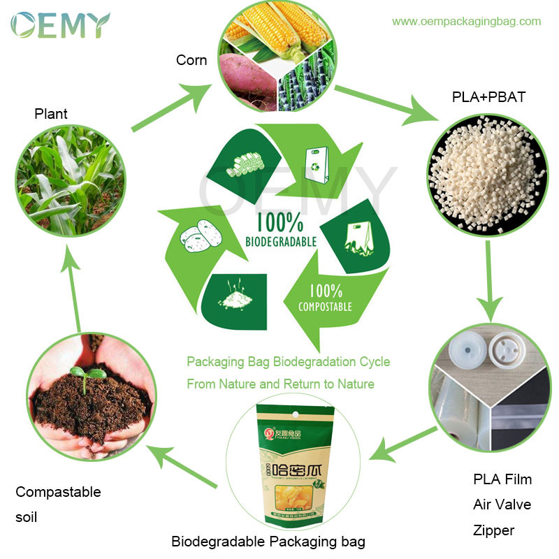 biodegradable cycle