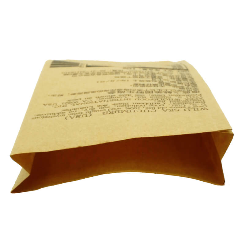 Biodegradable PLA packaging bags for health food with clean window  (2)