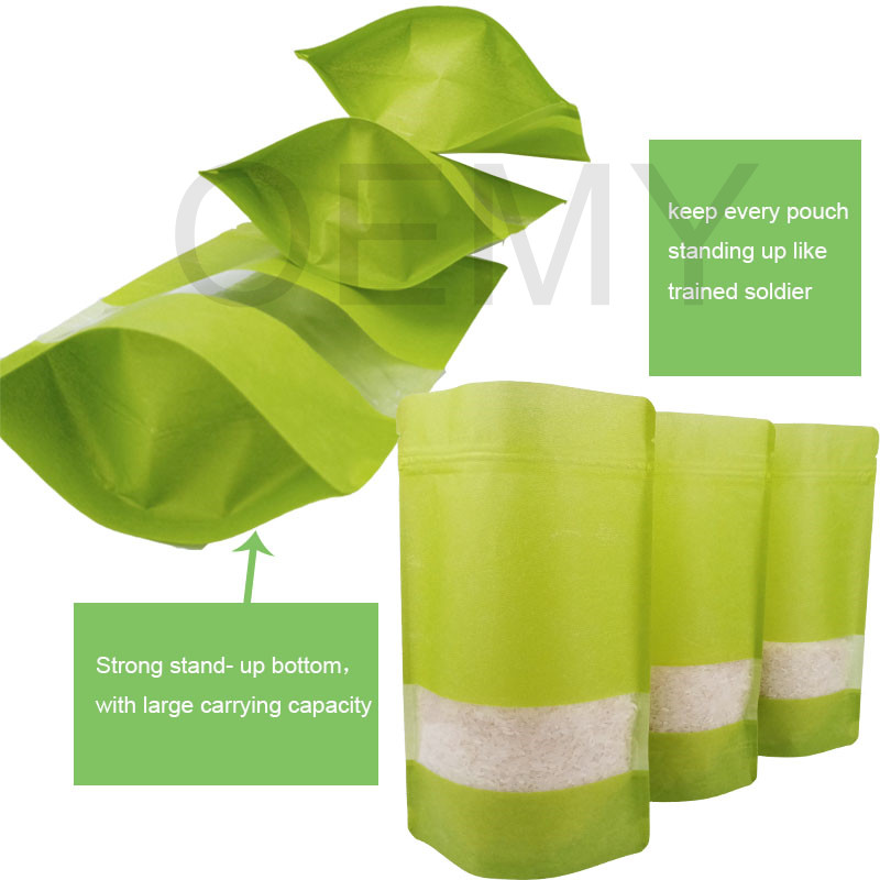 stand up packaging bags